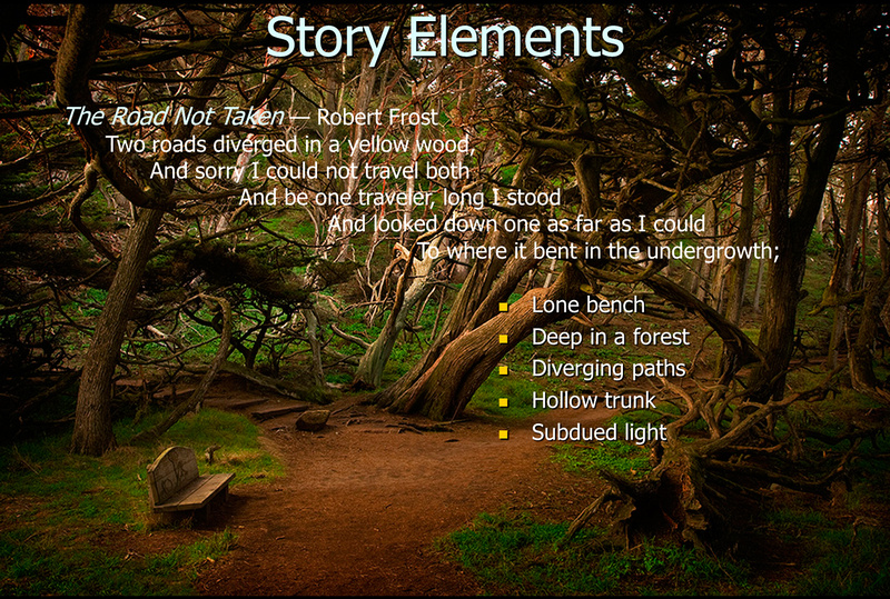 Lone-Bench-Story-Elements